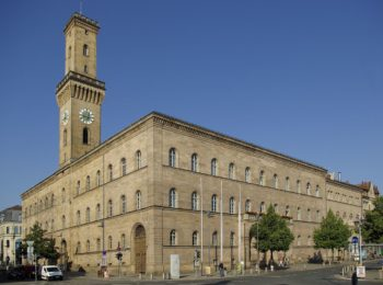 Das Fürther Rathaus